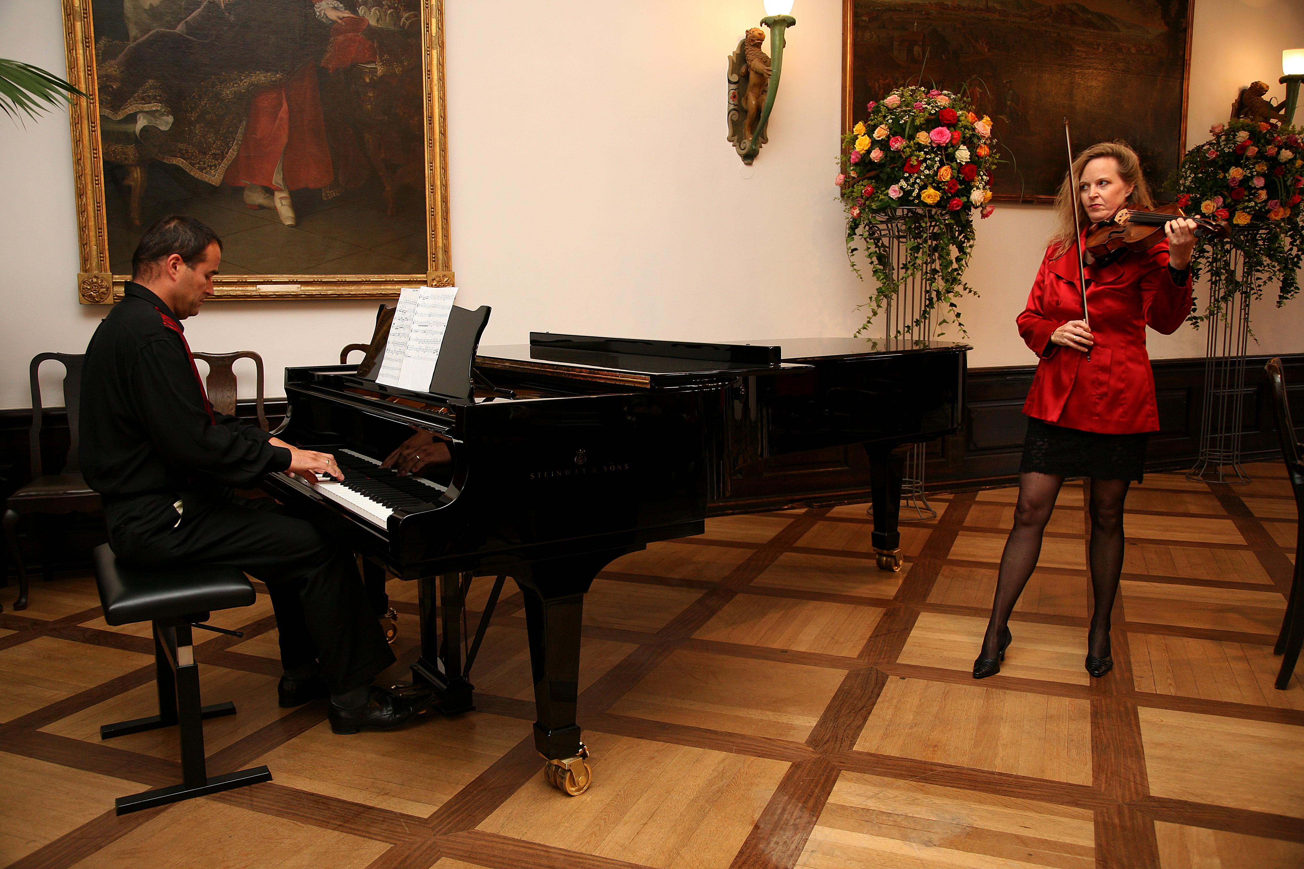 Akustik Band weltmusik Pianist